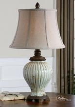 Uttermost 27477 - One Light Chocolate Bronze Table Lamp