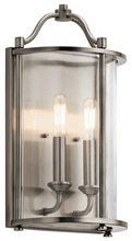 Kichler 43710CLP - Wall Sconce 2Lt