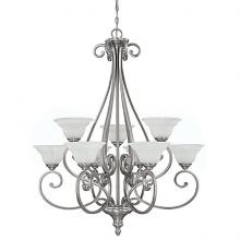 Capital 3079MN-222 - 9 Light Chandelier