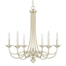 Capital 413861SF - 6 Light Chandelier