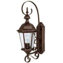 Capital 9721TS - One Light Tortoise Wall Lantern