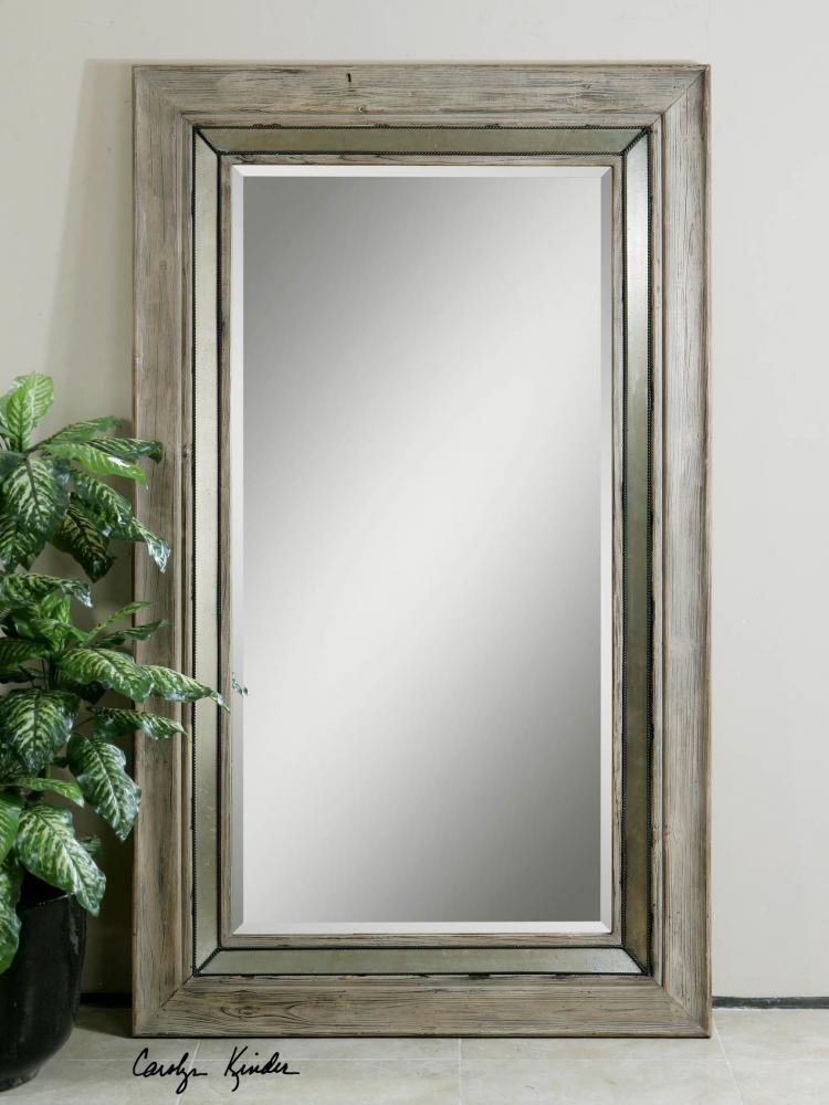 uttermost travon wood mirror uttermost travon wood mirror   07640   lowe lighting center  rh   lowelightingcenter