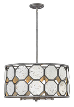 Hinkley 3564BV - Chandelier Lara