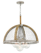 Hinkley 4275WZ - Chandelier Heywood