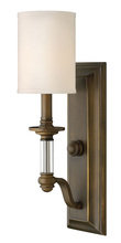 Hinkley 4790EZ - SCONCE SUSSEX