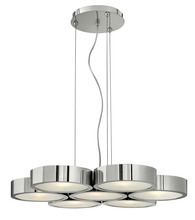 Fredrick Ramond FR41434PAL - Chandelier Broadway