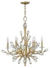 Fredrick Ramond FR46806CPG - Chandelier Eve